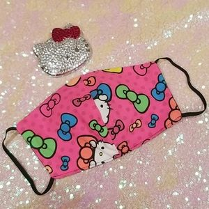 Hello Kitty Reversible Soft Mask